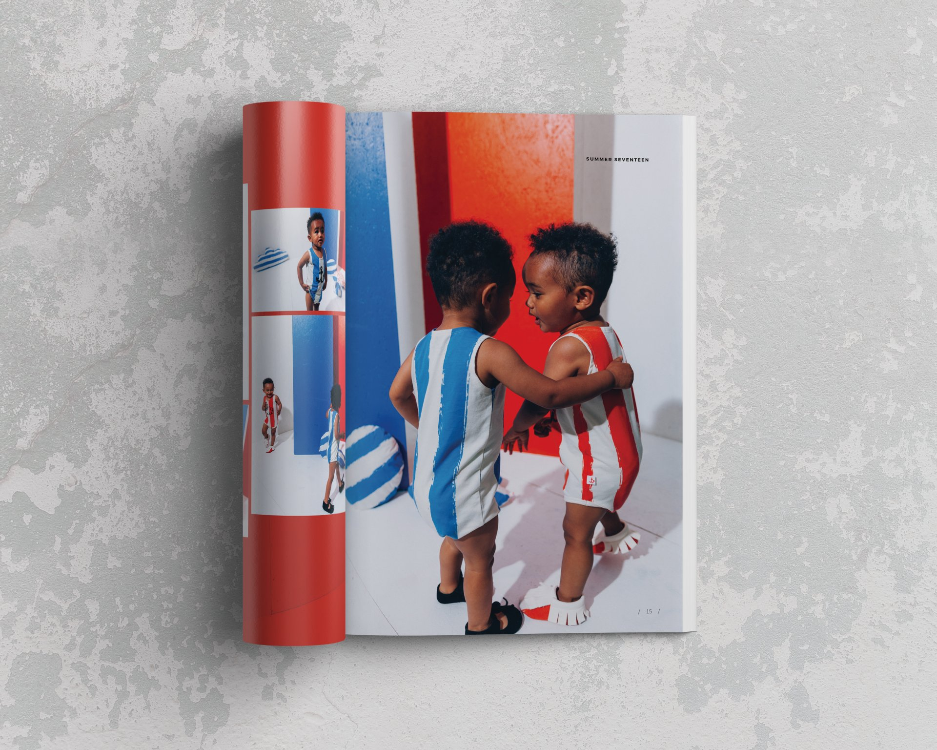 Noé & Zoë – SS17 Paul Rossaint - Photography/Camera